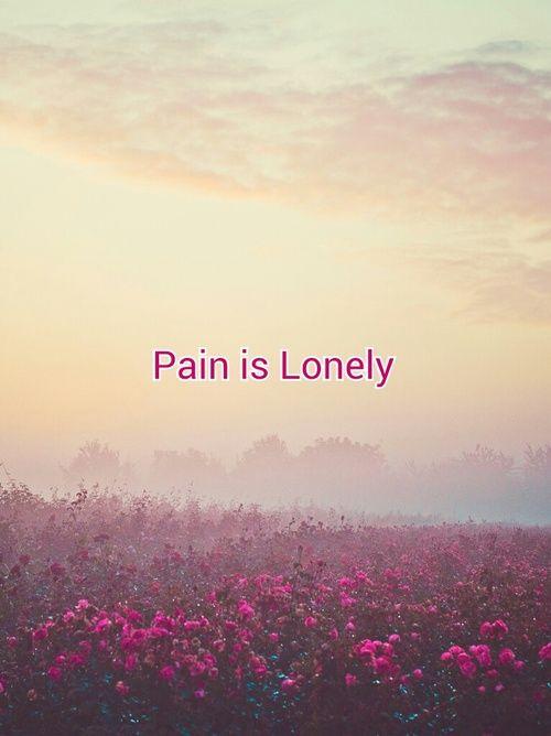 Isolation and Chronic Pain